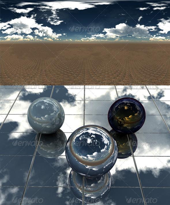 Desert 141 - 3DOcean Item for Sale