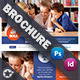 School Book Brochure Templates - GraphicRiver Item for Sale