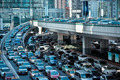automobile congestion in the morning rush hour - PhotoDune Item for Sale