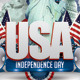 Usa July 4th American Independence Day - GraphicRiver Item for Sale
