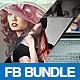 Facebook Timeline Cover Bundle V4 - GraphicRiver Item for Sale