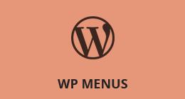 WP Menus