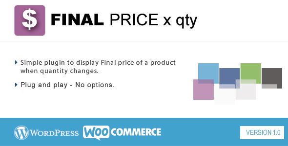Final Price - CodeCanyon Item for Sale