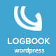 LogBook - Responsive WP Blogging Theme  - ThemeForest Item for Sale
