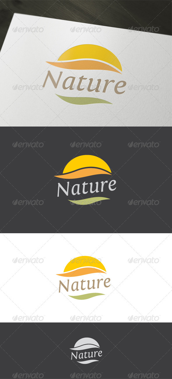 Nature - Nature Logo Templates