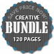 Creative Magazines Bundle For Indesign - GraphicRiver Item for Sale