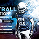 Football Explotion Flyer Template - GraphicRiver Item for Sale