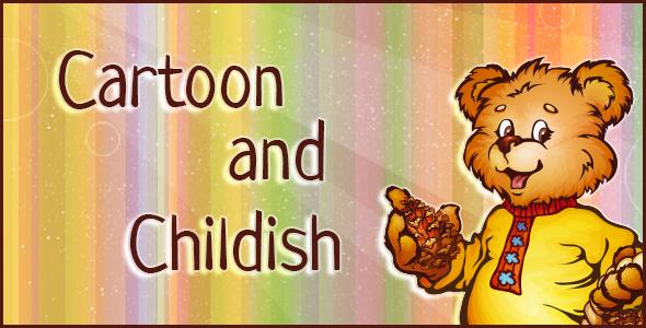 Cartoon and Childish