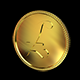 Libra Golden Coin - GraphicRiver Item for Sale