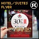 Hotel / Suites Flyer - GraphicRiver Item for Sale
