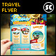 Holiday Travel Flyer / Magazine Ads - GraphicRiver Item for Sale