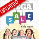 Sale Event Banner Set - GraphicRiver Item for Sale