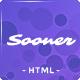 Sooner - Responsive Coming Soon Template Nulled