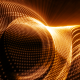 Background Golden Wave - VideoHive Item for Sale
