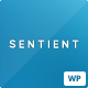 Sentient - Responsive Multi-Purpose WP Theme Nulled