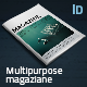 Multipurpose Magazine vol.1 - GraphicRiver Item for Sale