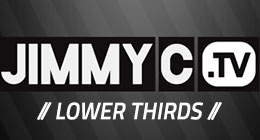 JimmyC Lower Thirds