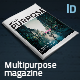 Multipurpose Magazine Vol.2 - GraphicRiver Item for Sale