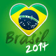Football Cup Brazil - GraphicRiver Item for Sale