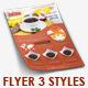 Classic Tea Flyer - GraphicRiver Item for Sale
