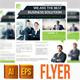 Multipurpose Corporate Flyer - GraphicRiver Item for Sale