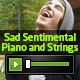 Sad Sentimental Piano & Strings 1