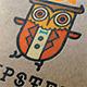 Hipster Owl Logo - GraphicRiver Item for Sale