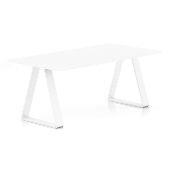White Wooden Table - 3DOcean Item for Sale