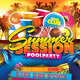 Summer Session Pool Party Flyer - GraphicRiver Item for Sale