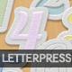 Cotton Letterpress Style Photoshop Creator - GraphicRiver Item for Sale