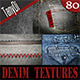 Various Denim Textures | Bundle