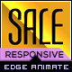 Sale ADs Promotion Banner Animation