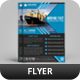 Corporate Flyer Template Vol 22 - GraphicRiver Item for Sale