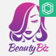 Beauty Biz Logo Template - GraphicRiver Item for Sale
