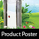 Green Advertising Poster - GraphicRiver Item for Sale