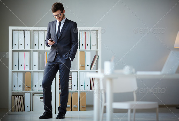 Office technology - Stock Photo - Images