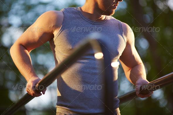 Physical training - Stock Photo - Images