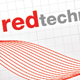 Red Technology Business Card - GraphicRiver Item for Sale