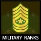 Military Ranks - GraphicRiver Item for Sale