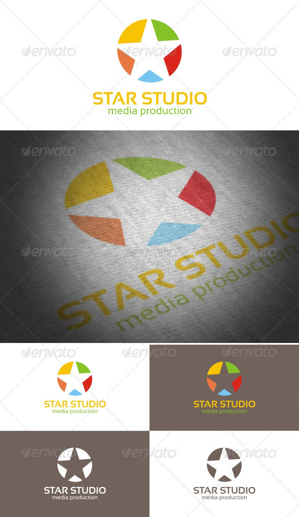 Star Studio - Vector Abstract