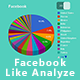 Facebook Like Analyze - CodeCanyon Item for Sale