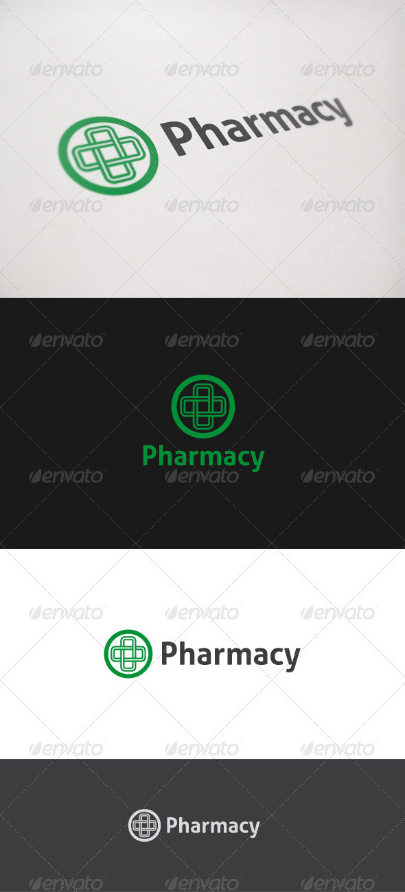 Pharmacy Logo - Symbols Logo Templates