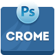 Crome - Creative Multipurpose Template - ThemeForest Item for Sale