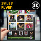 Sales & Promotion Flyer/Magazine Ads - GraphicRiver Item for Sale