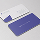 Minimal Company Business Card - GraphicRiver Item for Sale