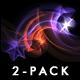 Sparking Arabesque - Full HD Loop - Pack 2 - VideoHive Item for Sale