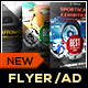 Automobile Business Flyer Template - GraphicRiver Item for Sale