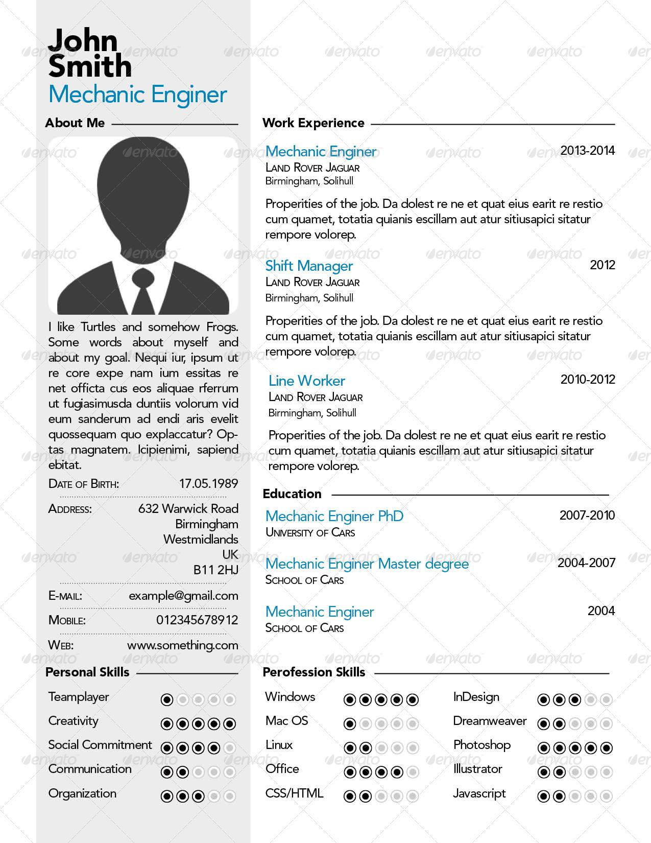 simple professional resume letterjpg