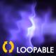 Night Waves HD Loop - VideoHive Item for Sale