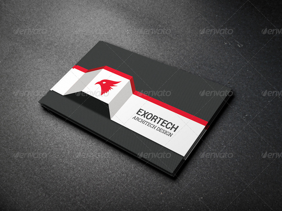 architect business card - Architect Business Card